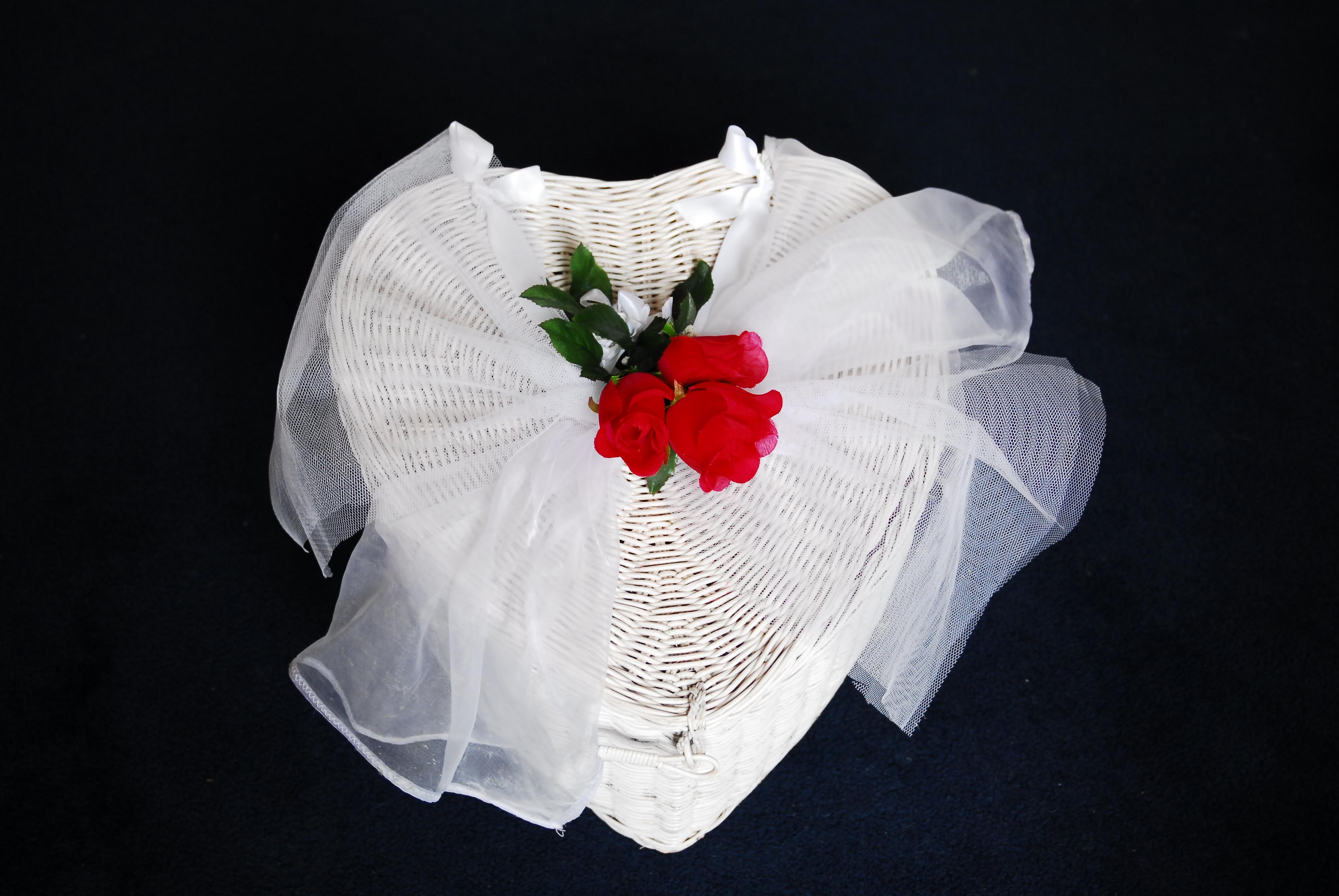 Romantisch cadeau manden voor koppels
